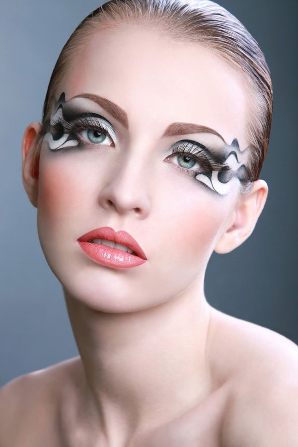 Eye make up pictures