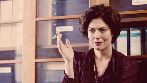 Anna Chancellor as Ale...