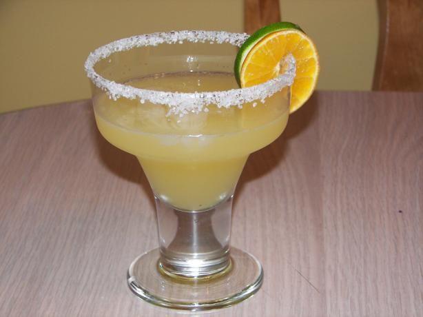 Agave Nectar Margarita | Recipe