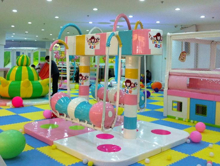 Indoor play areas playground for kids pinterest for Indoor play area for kids