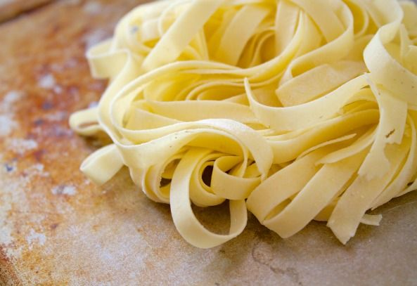 Gluten free pasta for all of my gluten freers out there!
