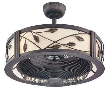 Bladeless ceiling fan modern ceiling fans by lowe 39 s for Bladeless ceiling fan