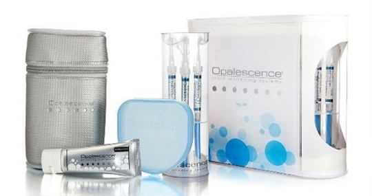 Ultradent tooth whitening system
