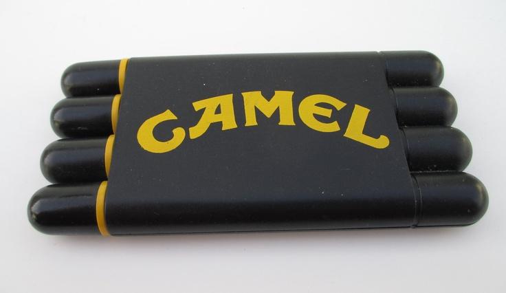 Camel Cigarettes Screwdriver Set, 4 pieces plus case