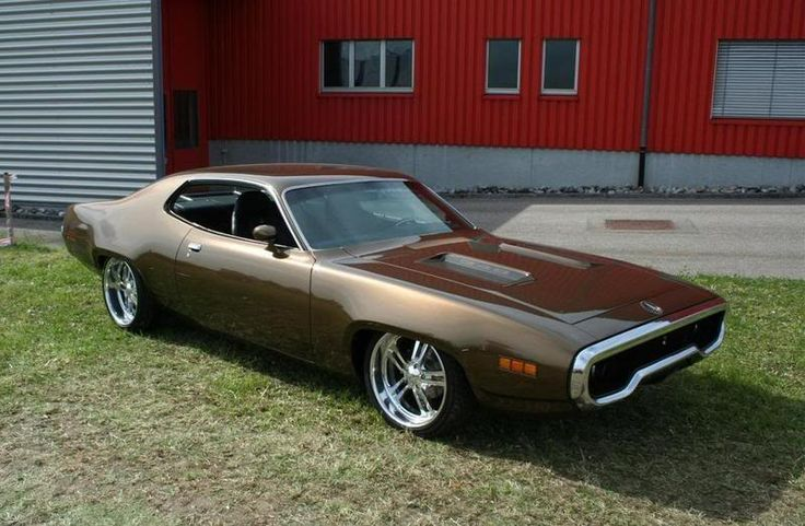road runner 1971 muscle - photo #35