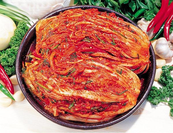 Basic Napa Cabbage Kimchi (Kimchee) Recipes — Dishmaps