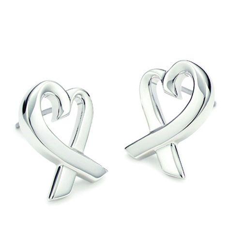 Tiffany & Co Double Loving Hearts Earrings