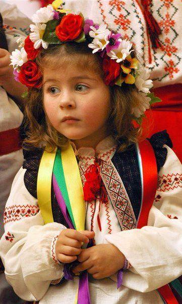 Ukrainian girl.
