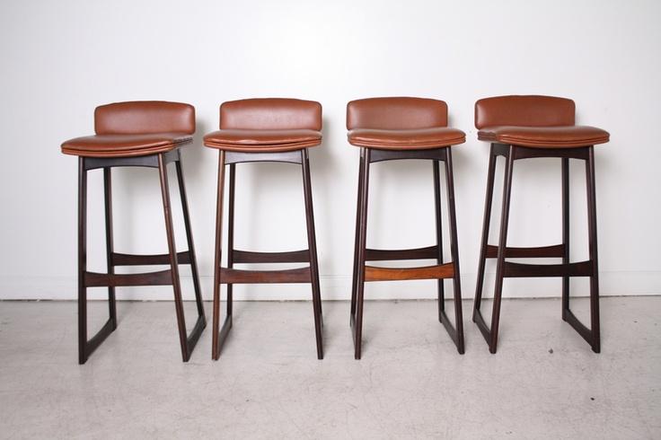 Danish Modern Rosewood Bar Stools : dbff36ed60212f1779f4bd1bb55a85ca from www.pinterest.com size 736 x 490 jpeg 90kB