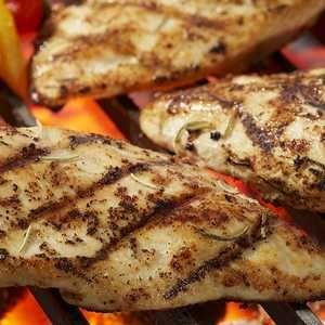 Lemon Rosemary Grilled Chicken Recipe | Food | Pinterest