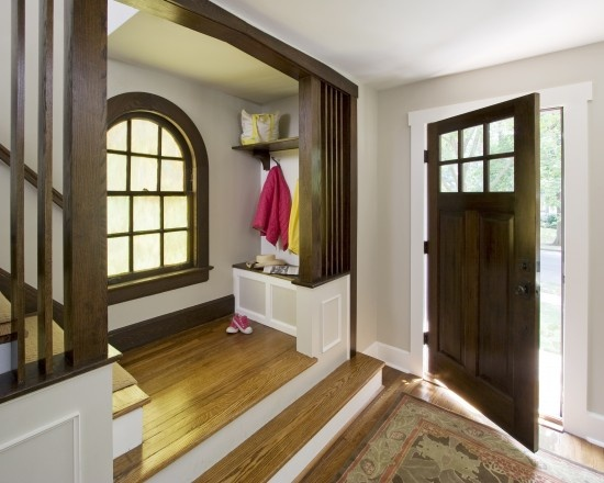 Entry Vestibule Interior Stair Landing Home Pinterest