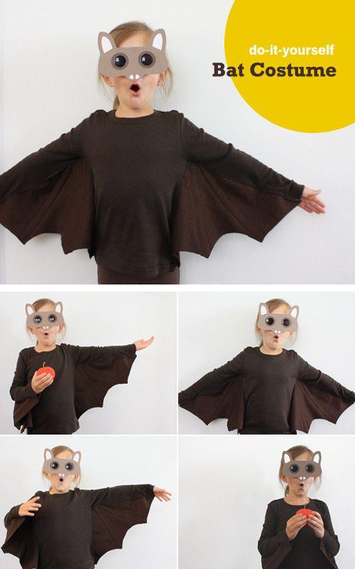 Déguisement chauve souris !  Costumes  Pinterest