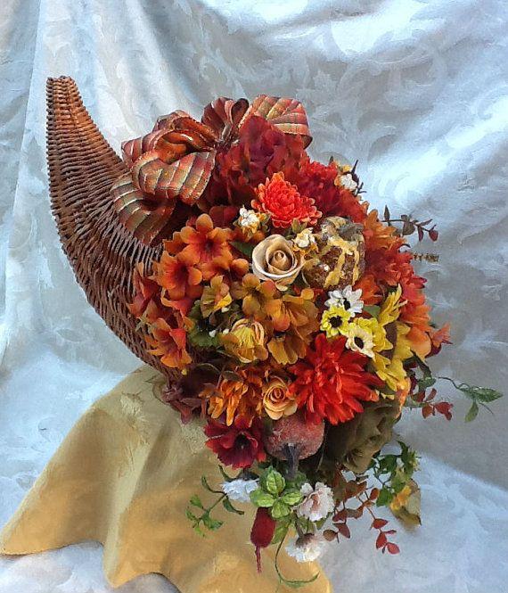 Fall floral arrangement fall centerpiece autumn Fall floral arrangements