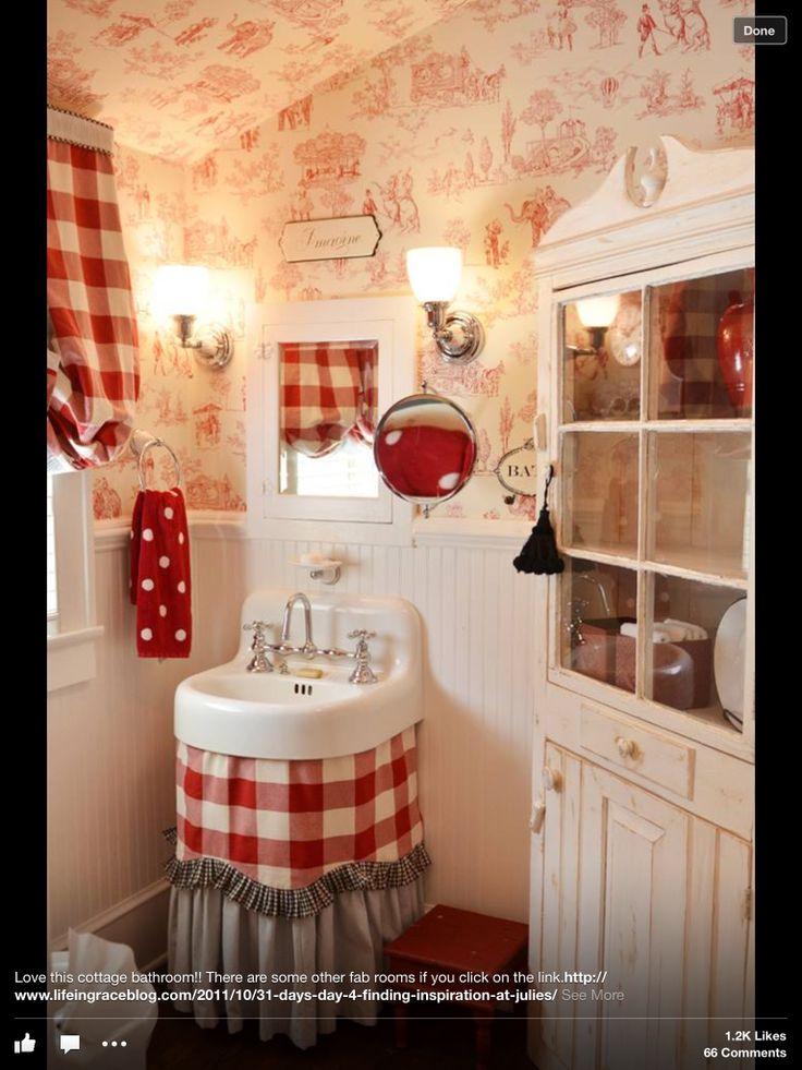 Love Red Home Decor 2 Pinterest