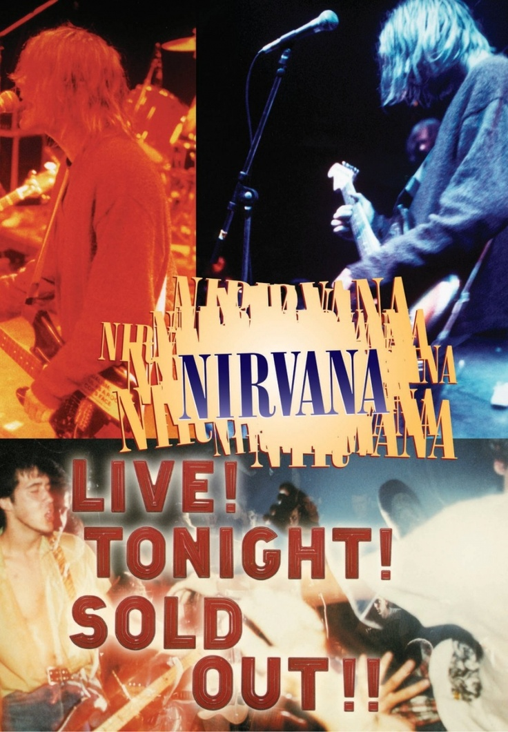 Live Tonight Sold Out!! - Nirvana