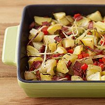 """Turkey pastrami hash. Weight Watchers. """"This version of hash is ..."""