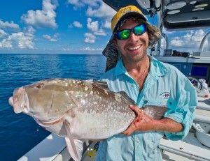 Recipe for Island Genn's Famous Key West Fried Grouper Bites