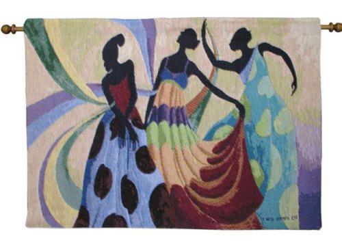 African American Wall Art Lom 30060 Dancer S In Black Skin Ivey