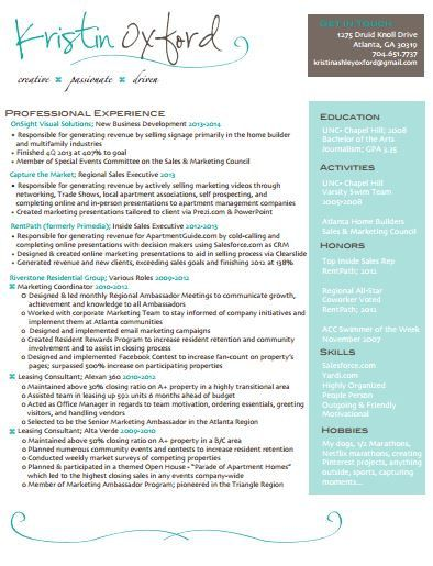 fun resume templates Besik eighty3