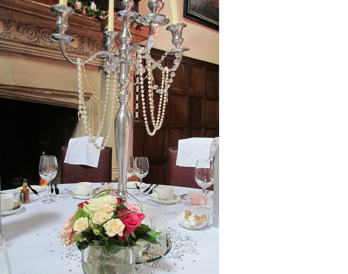 Candelabra Decoration Ideas Candelabra Decoration Ideas