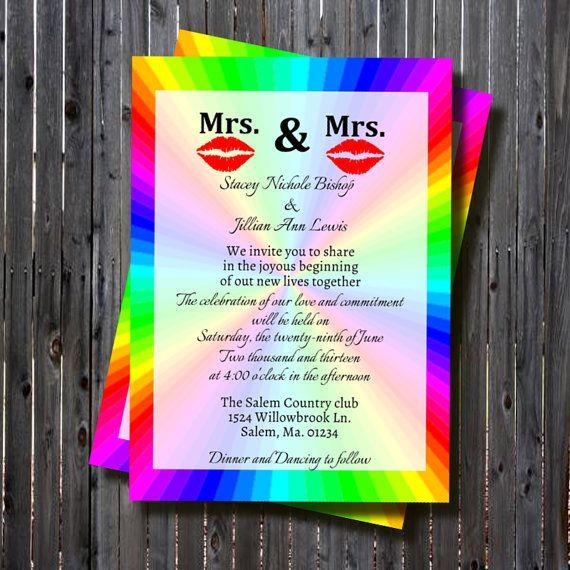 same sex wedding shower ideas printable same sex wedding bridal shower invitation