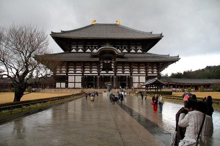 Todaiji Temple - Nara, Japan  Asian  Pinterest
