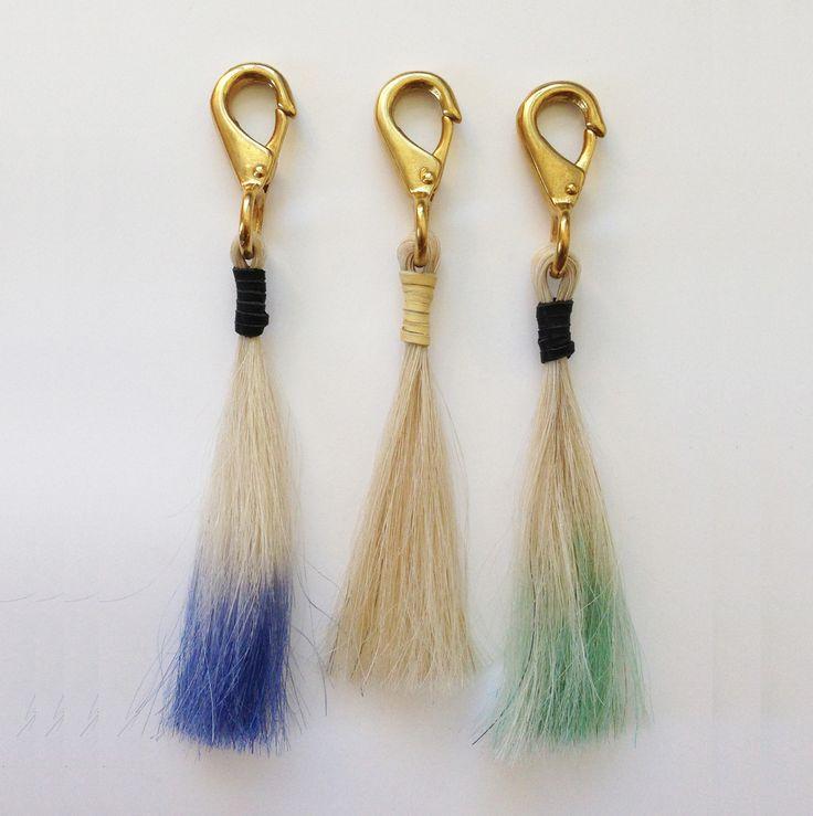 Hey Murphy + Olive Exclusive Horse Hair Tassel