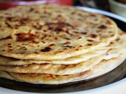 Aloo Paratha (Potato Stuffed Flatbread) | Recipe
