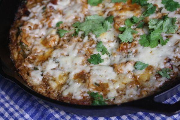 Creamy Chorizo-Chicken Casserole Makes 4-6 servings Calories Per ...