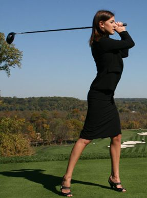 Patchington Introduces Fashionable Golfing Clothes for Women
