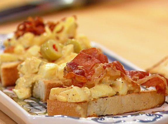 Deviled Egg Salad | Good Eats | Pinterest