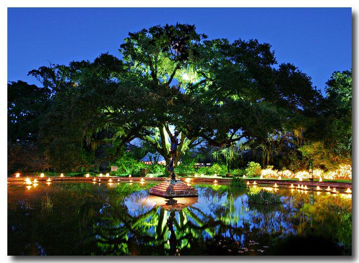Brookgreen gardens night of 1000 candles murrells inlet sc sites for Brookgreen gardens south carolina