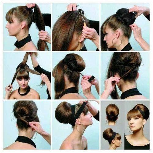 Hair style tutorial...
