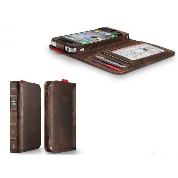 Iphone 4 4S case old book designOld Book Design