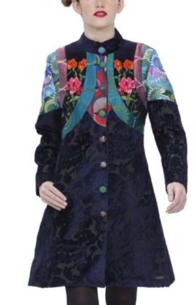 Desigual La Solista Jacket - $409
