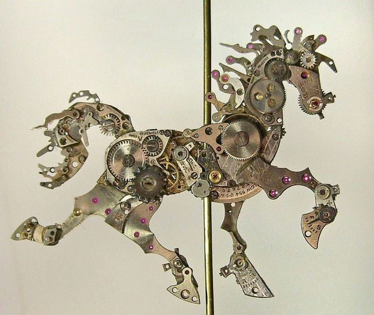 steampunk wire art for - photo #27