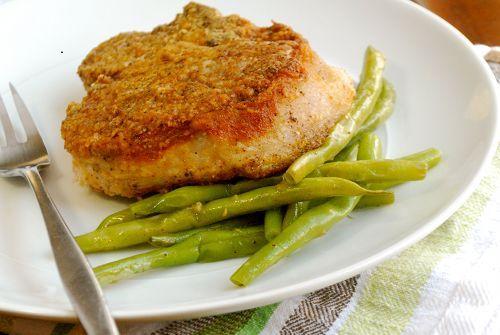 Best Pork Chops by asweetpeachef | Diet Shakes | Pinterest