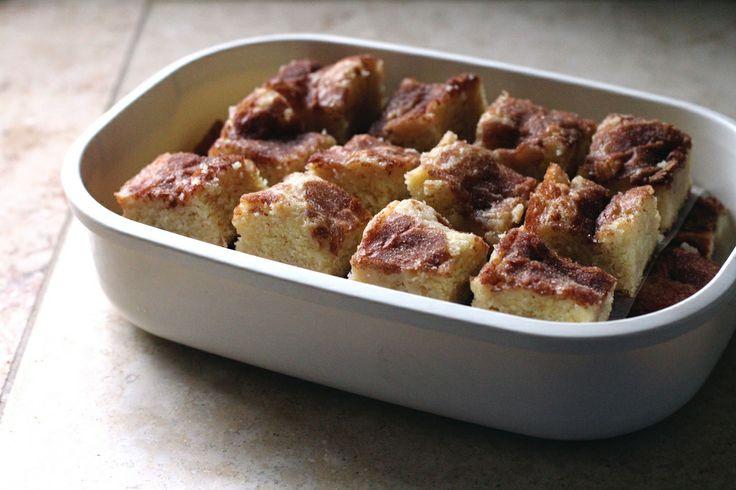 Gooey Cinnamon Cake Squares - smitten kitchen cookbook