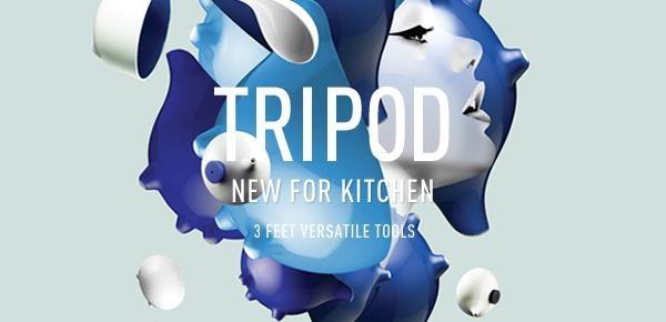 Mooie Keukenspullen : mooie blauwe keukenspullen, tsja eigenlijk dus meer kleur op 't