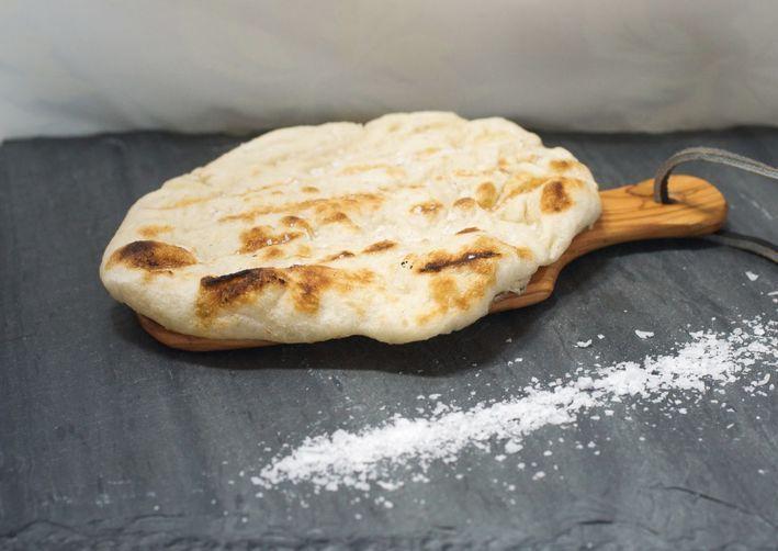 Grilled Flatbread | Recipe