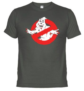 Camiseta Cazafantasmas ghostbuster