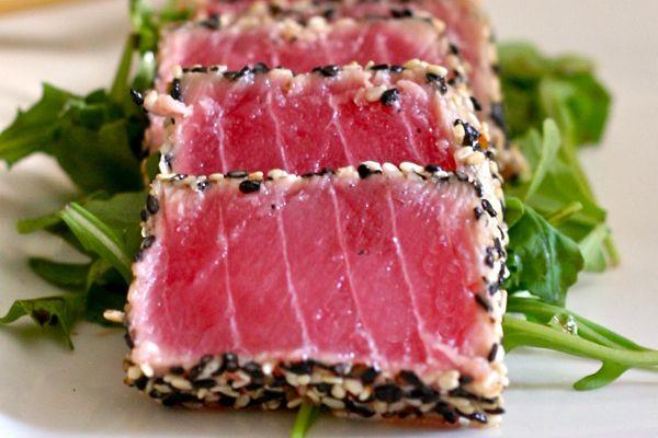 ... seared ahi tuna seared tuna with wasabi butter sauce seared tuna with