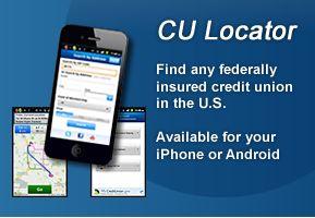 credit union locator app android