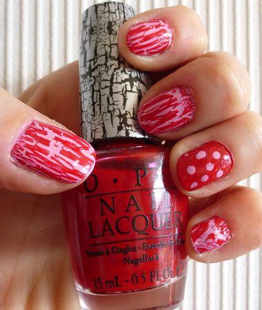 bobbi brown valentine red nail polish