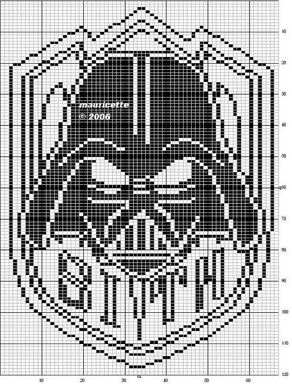 Star wars схема вязания 93