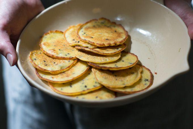 Silverdollar Socca | 101 Cookbooks