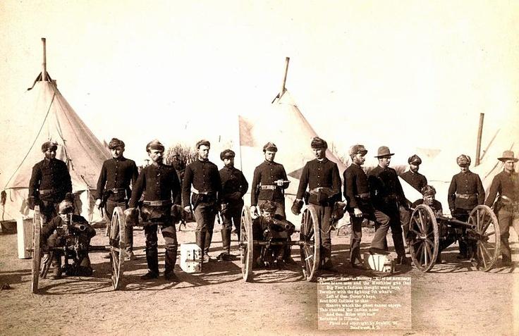 29.12.1890 Massakren ved Wounded Knee (Wikipedia)