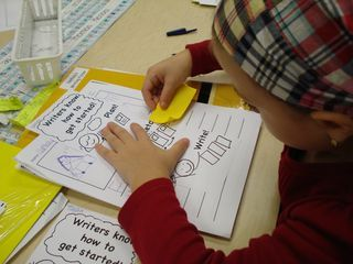 how do you assess creative writing