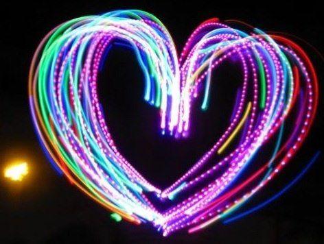 NEON HEART | EDM Oo YEAH =)))))) | Pinterest