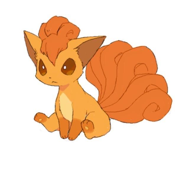 Vulpix | Pokemon | Pinterest